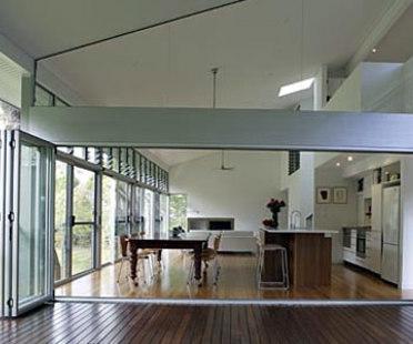 Gully House. Yeronga (Australie). Bligh Voller Nield. 2005