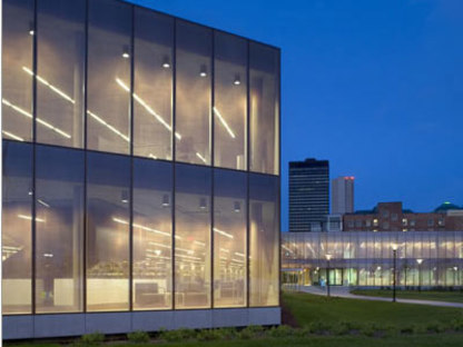 Public Library. David Chipperfield. Des Moines (États-Unis). 2006