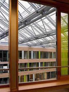 Ministère de l'Environnement. Dessau. Sauerbruch et Hutton. 2005