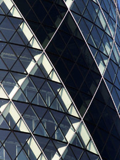 Swiss Re Tower. Foster and Partners. Londres. 2004
