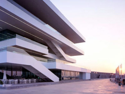 Veles e vents valence david chipperfield et b720 for Chipperfield arquitecto