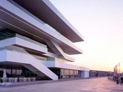 Veles e Vents. Valence. David Chipperfield et b720 Arquitectos. 2006