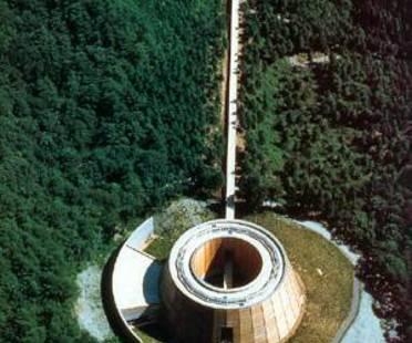 Tadao Ando. Museum of Wood. Forêt de Mikata-gun