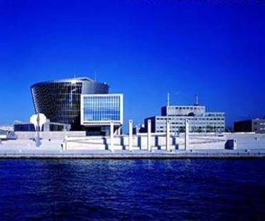 Tadao Ando. Musée Suntory, Osaka