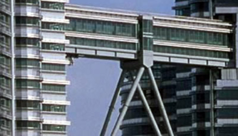 Petronas Tower. Cesar Pelli & Associates. Kuala Lumpur (Malaisie). 1999