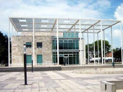 Guanajuato State Library. Pei Architects. Guanajuato (Mexique). 2006