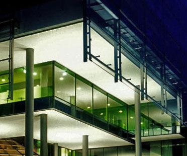 Behnisch & Partner. Norddeutsche Landesbank. Hanovre. 2002