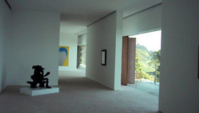 Donnelly Gallery-Residence. Claudio Silvestrin.<br /> Dublin. 2002