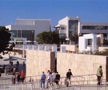 The Getty Center et The J. Paul Getty Museum, Richard Meier