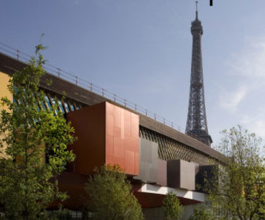 Musée du Quai Branly. Parigi. Jean Nouvel. 2006
