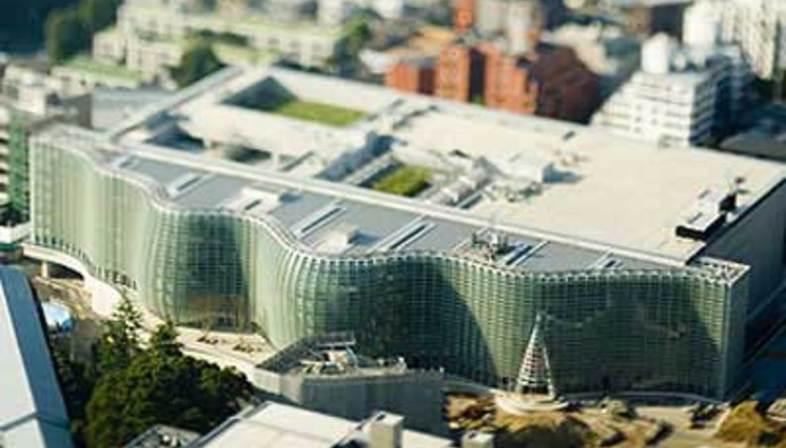 National Art Center. Tokyo. Kisho Kurokawa. 2007