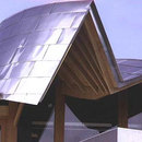 Maggie Cancer Care Centre. Frank O. Gehry<br /> Dundee (Écosse). 2003