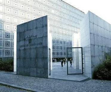 Jean Nouvel, L'Institut du Monde Arabe a Paris
