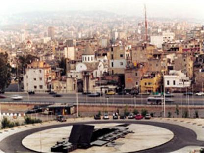 B 018, Beyrouth, Liban, Bernard Khoury