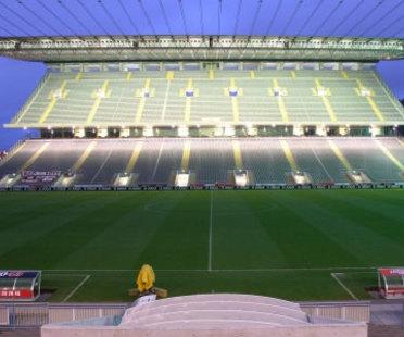Stade municipal. Braga (Portugal). Souto De Moura. 2004