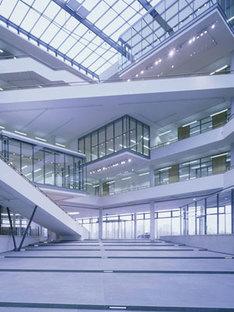 Mobile Life Campus. Wolfsburg. Henn Architekten. 2006