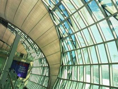 Aéroport international Suvarnabhumi. Bangkok. Murphy/Jahn. 2006
