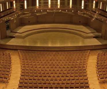 Strathmore Music Centre. Baltimore (États-Unis). Rawn Associates. 2006