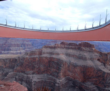Skywalk. Grand Canyon. MRJ Architects. 2007