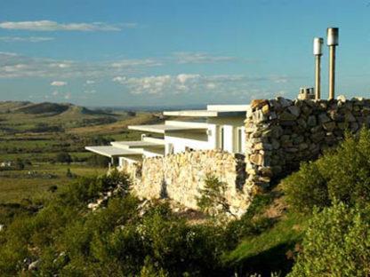 Villa El Cerro - Edgardo Minond. Punta Ballena, Uruguay