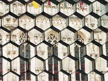 Pavillon de Bruges - Toyo Ito. Bruges, 2002