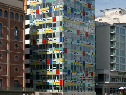 Colorium. Düsseldorf. William Alsop. 2000