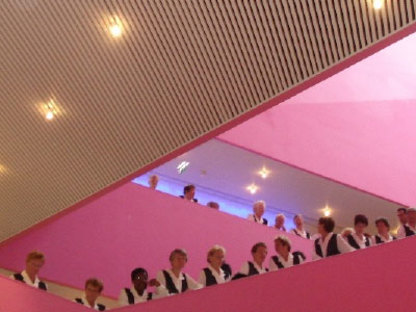 Théâtre Agora. Lelystad (Pays-Bas). UNStudio. 2007