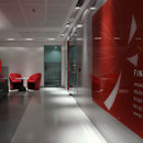 Bureaux Finmeccanica. Progetto CMR. Rome. 2007
