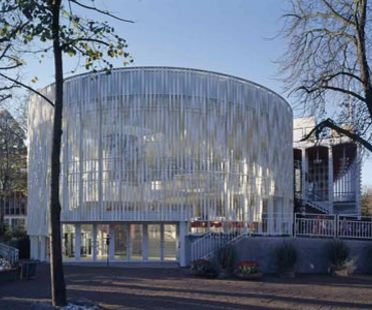 Tivoli Concert Hall - 3XN. Copenhague, 2006