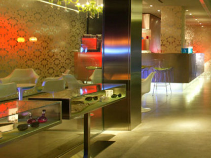 Hôtel Sixty. Studio 63. Riccione, Italie. 2007.