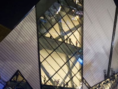 Lee-Chin Crystal. Toronto. Daniel Libeskind. 2007