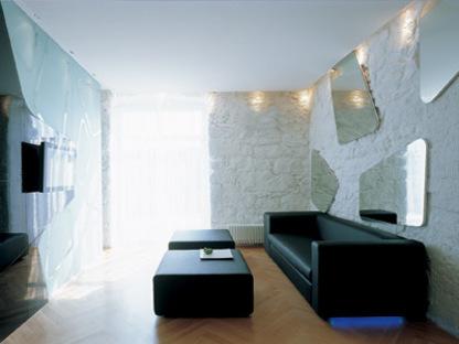 Hotel Aurora - Simone Micheli. Merano, 2007