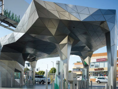 BP Helios House. Johnston Marklee & Associates. Los Angeles. 2007