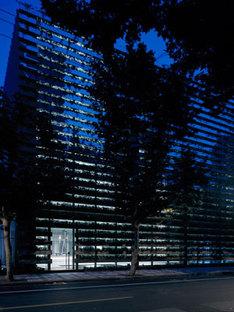 Kengo Kuma, Z58, Shanghai, Chine, 2006
