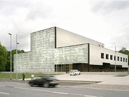 MAP Architects. Deutsche Bundesbank. Chemnitz (Allemagne). 2004