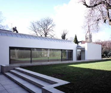 Long House. Keith Williams Architects. Londres. 2007