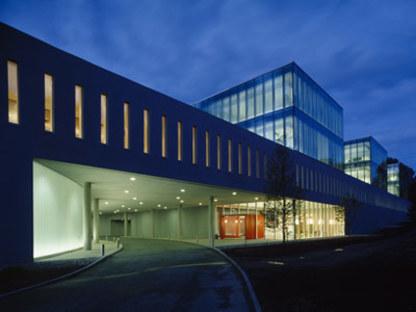 Bureaux Telindus - Jo Crepain. Heverlee, 2003