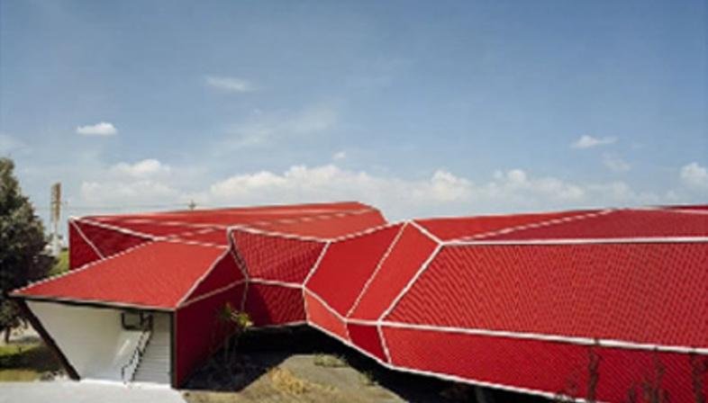 Musée du Chocolat. Mexico. Rojkind Arquitectos. 2007