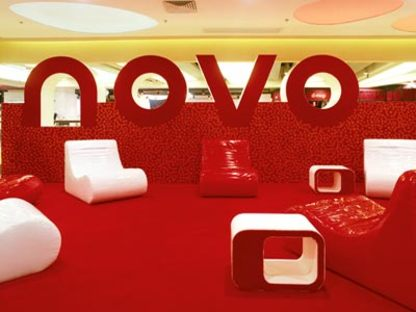 Novo - Studio 63 Architecture + Design<br />Hong-Kong, 2007