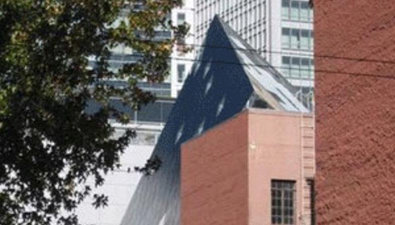 Le Musée juif contemporain de Daniel Libeskind à San Francisco