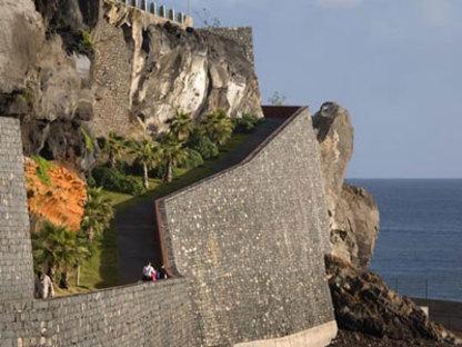 Piscinas do Atlantico de Paul David, Madère, Portugal, 2005