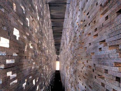 Muraille Nazarí, Antonio Jimenez Torrecillas, Espagne, 2006