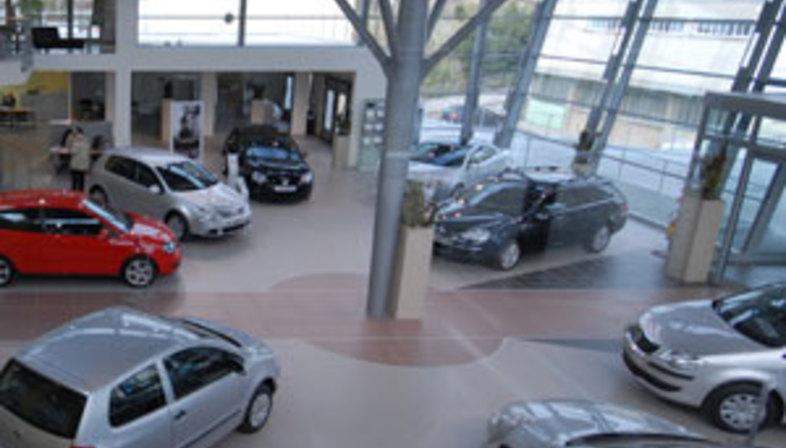 Concessionnaire Volkswagen Trieste