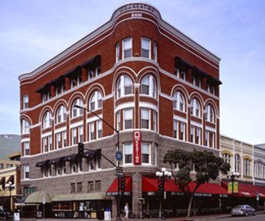 Hôtel Keating, Pininfarina, San Diego, 2008