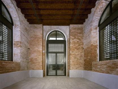 Centre d'art contemporain Punta della Dogana, Tadao Ando, Venise, 2009