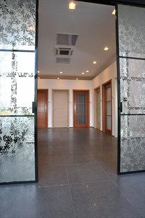 Nouveau siège Nusco Porte