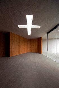 Farewell Chapel : un portail sur le territoire
