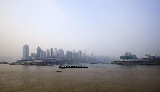 Gmp et le grand Théâtre, le point de référence de Chongqing