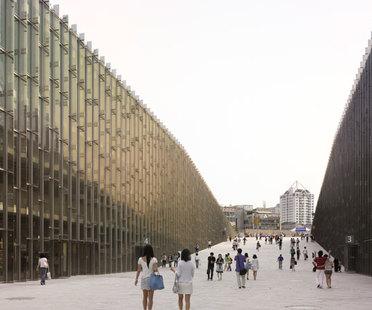 Perrault et la Ewha Womans University de Séoul