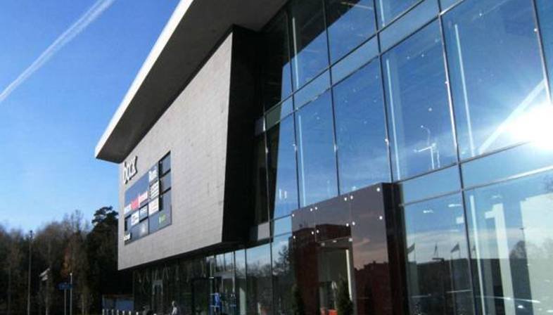 Bo:X, un portail urbain avec une façade ventilée